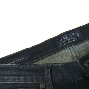 Lucky Brand Jeans - Lucky Brand | Brooke Straight Jeans Size 8/29